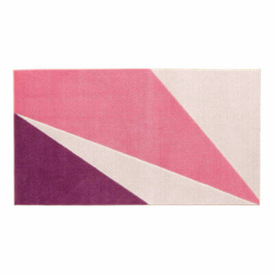 Lifetime Teppich pink wild, 3D Handcarving 8454-1