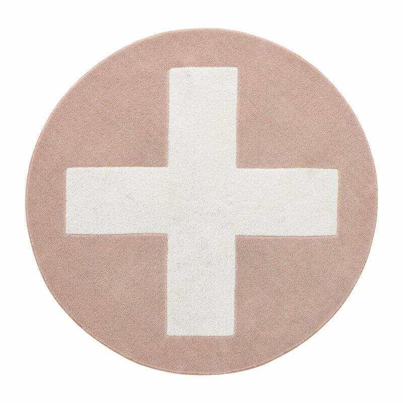 Lifetime Teppich pink X, 3D Handcarving 8458-2