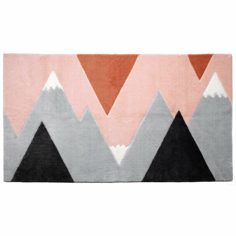 Lifetime Teppich Mountain trip pink 8466-2