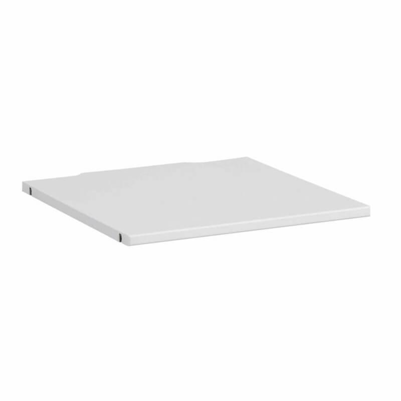 Lifetime Boden für Schrank 50 cm weiss lackiert 9511-10
