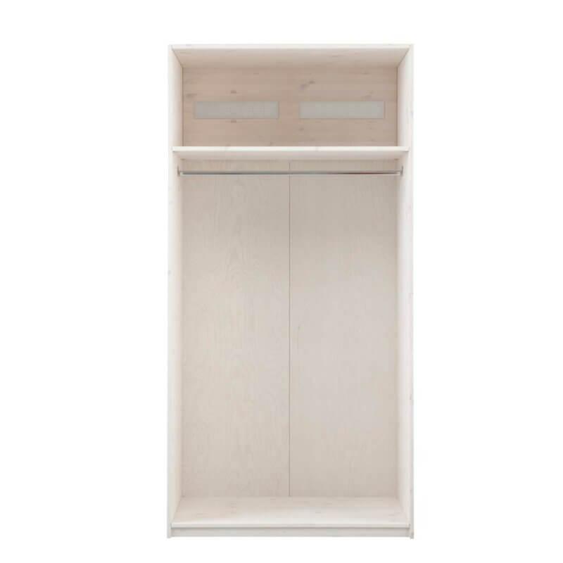 Lifetime Schrankelement 100cm whitewash 96001-01w