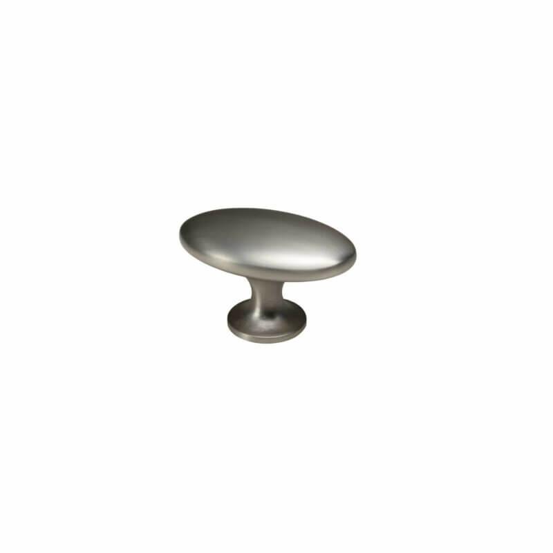 Lifetime Metallgriff oval Edelstahl Look 960N 1