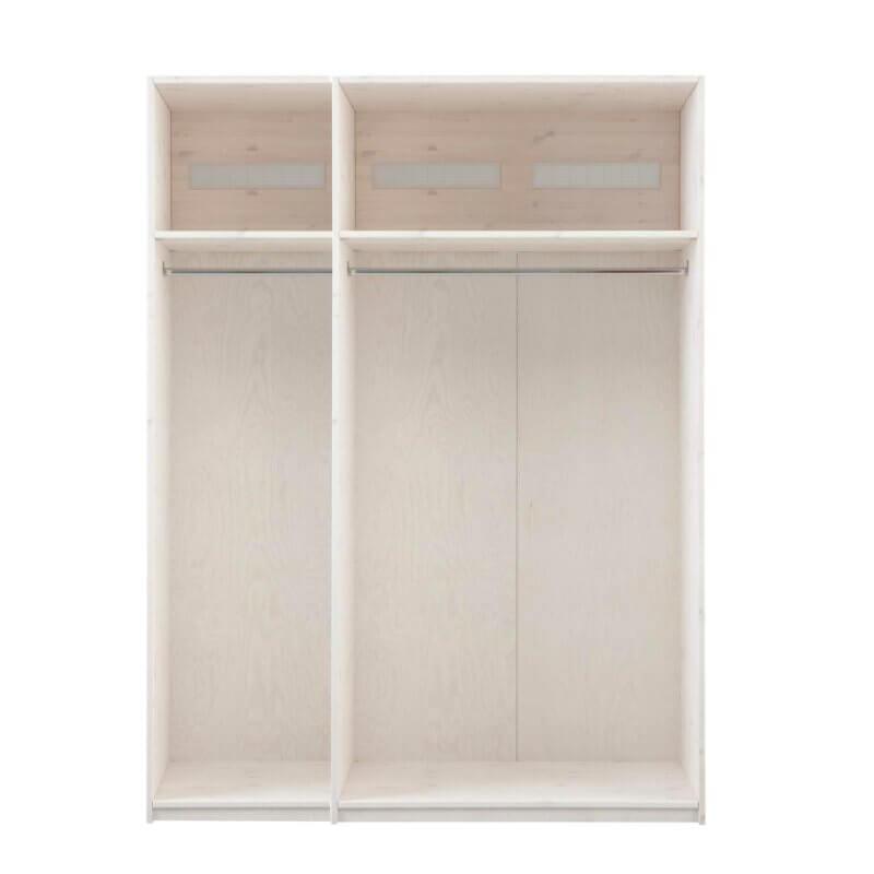 Lifetime Schrankelement 150cm whitewash 97001-01w