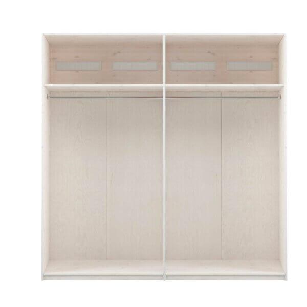 Lifetime Schrankelement 200cm whitewash 98001-01w