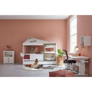 Lifetime Basis Hüttenbett hideout 47170 mit Schubladen
