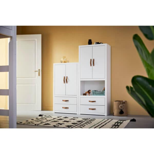 Lifetime 8020_8030 mit Türen und Schubladen