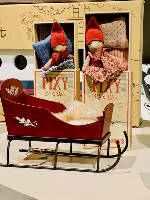 Pixy Elf und Elfie
