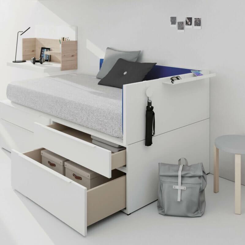 Jotajotape praktische Schubkästen Jugendzimmer 27 Nest