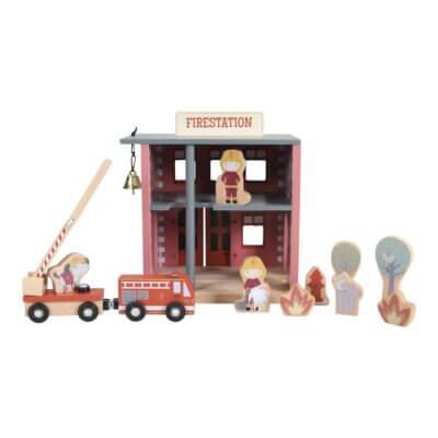 Little dutch Feuerwehr-Station_Web