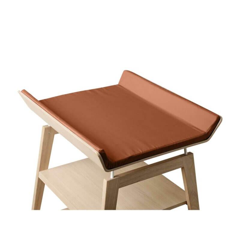 Leander Linea cover changing mat ginger_Web
