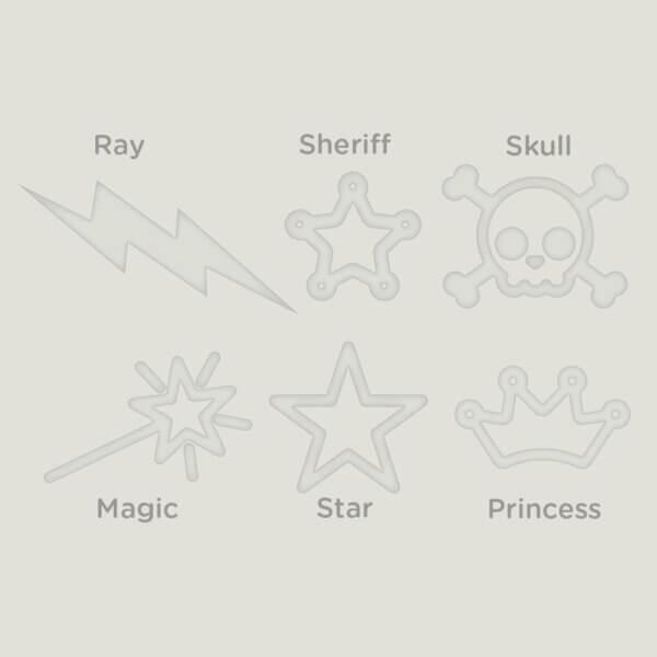 Namen und Zeichnungen MUBA