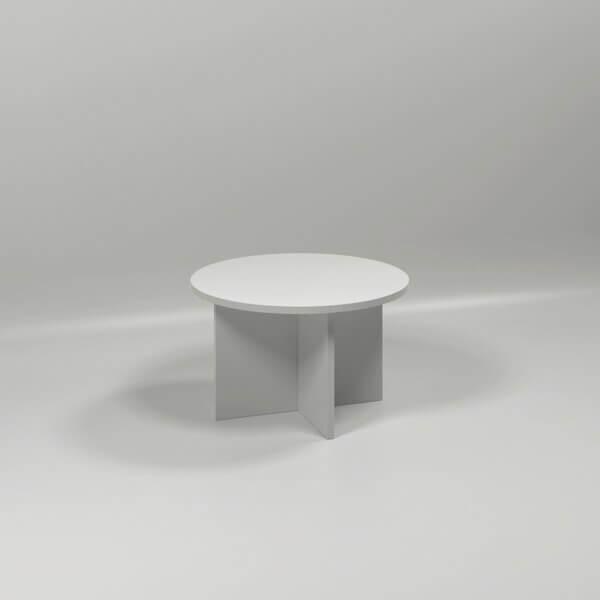 MUBA Tisch rund