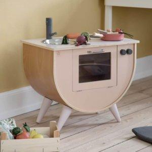 Sebra Küche rosa
