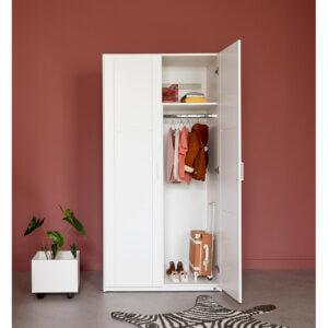 Lifetime Kleiderschrank 2-türig 96005