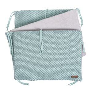 baby´s only Bettnest Sun mint / stonegreen 180 x 40cm