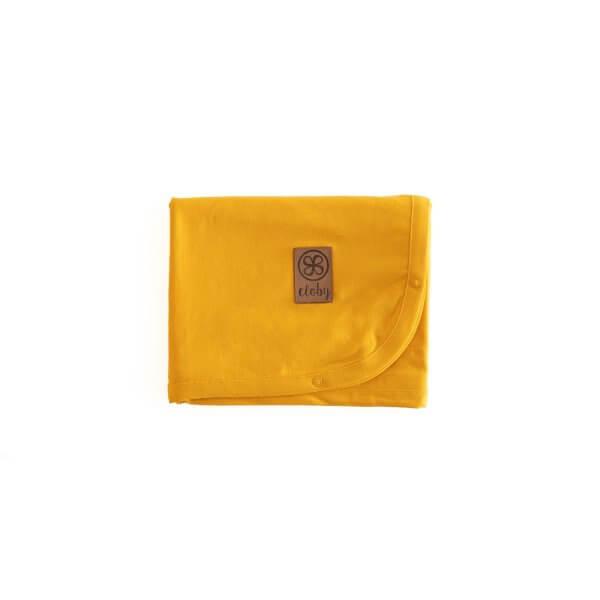 Cloby UV-Decke mustard