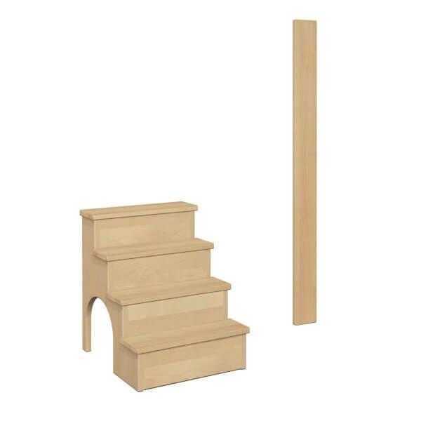 Erweiterung Treppe