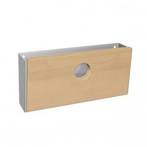 Türutensilo Metall/Holz-0