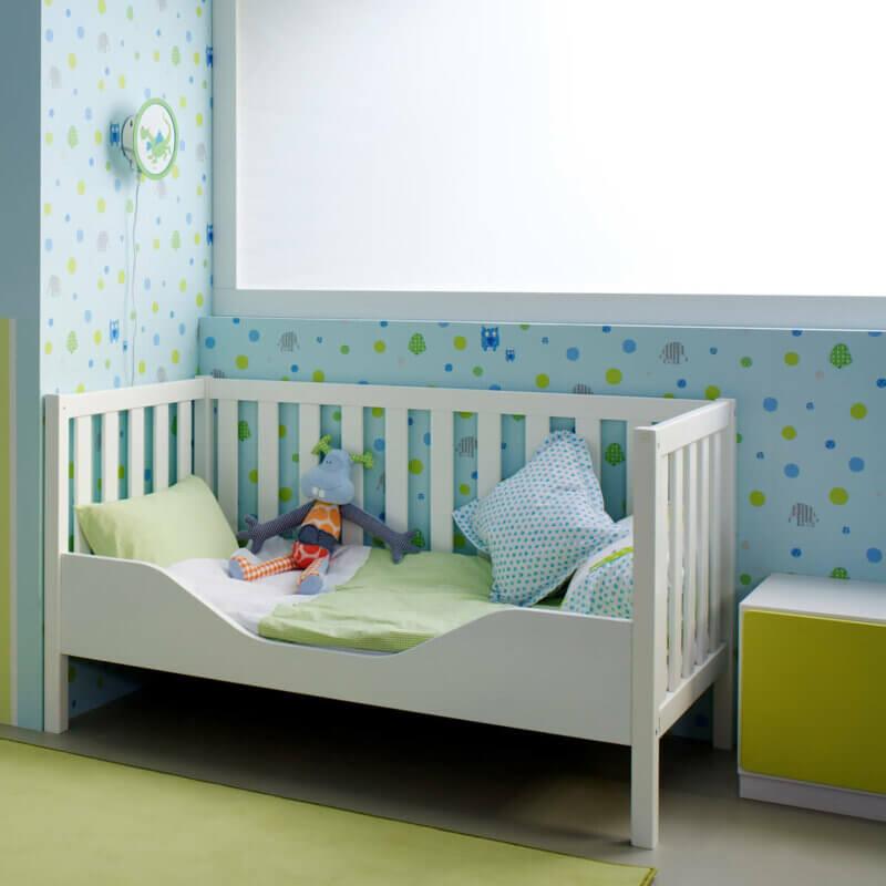 Austauschseite für das Babybett De Breuyn-615