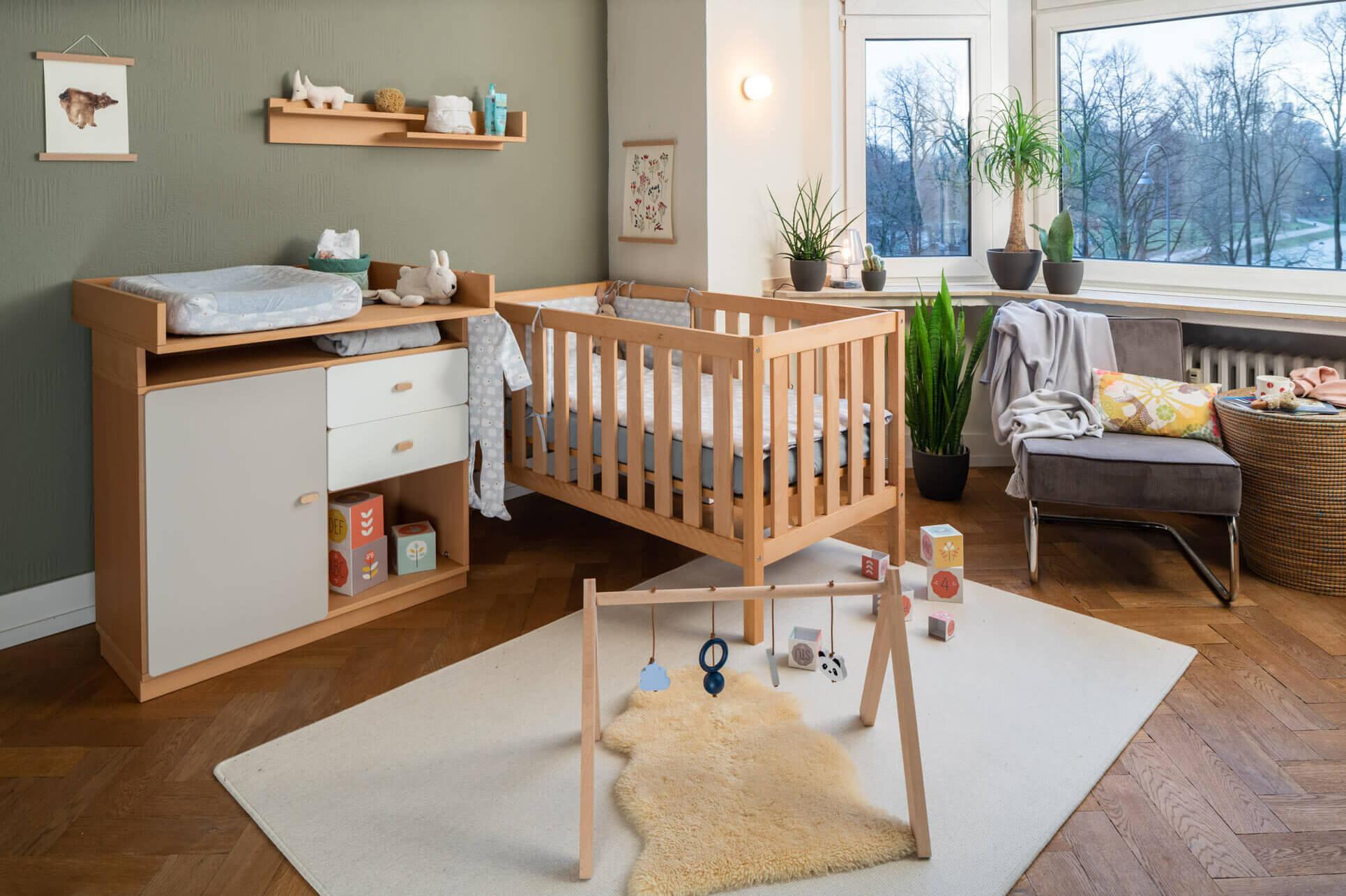 De Breuyn Babyzimmer