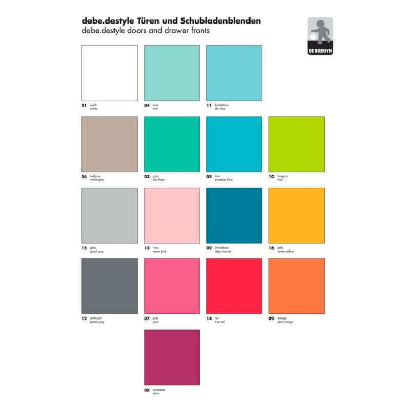Kleiderschrank DBB-241-13130