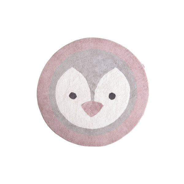 minividuals Teppich Pinguin