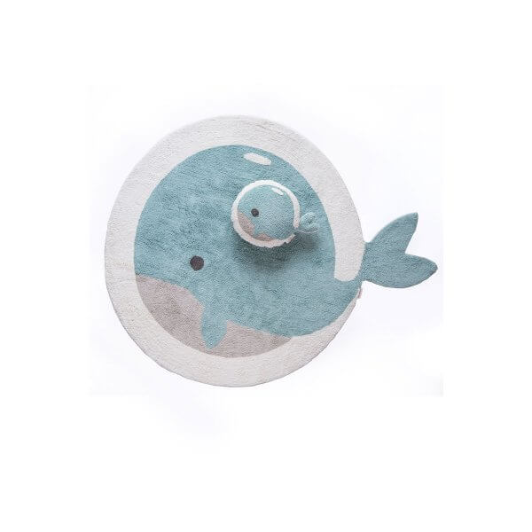 minividuals Kissen Wal