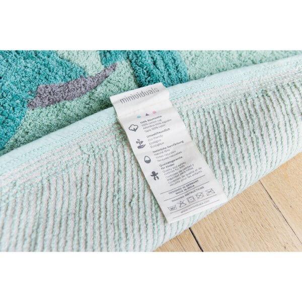 minividuals Teppich Taucher