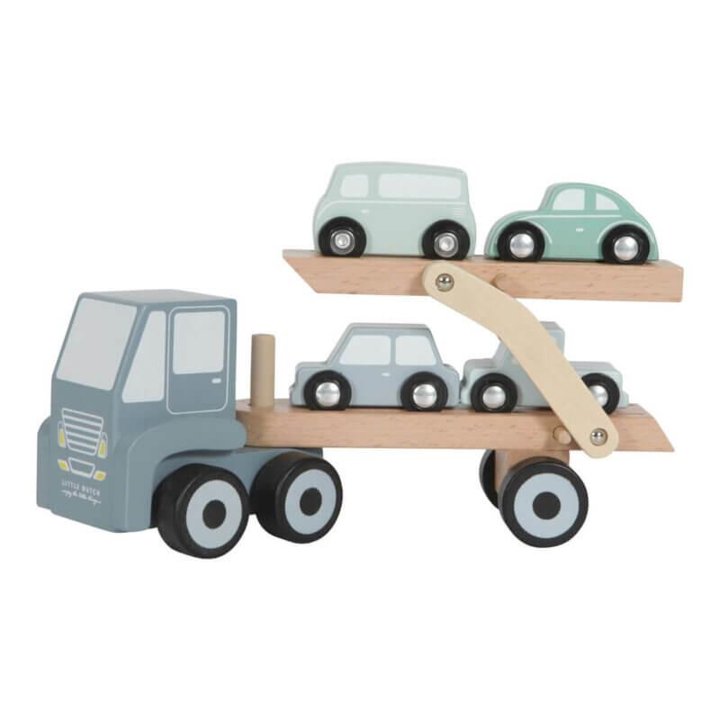 Little Dutch Autotransporter aus Holz