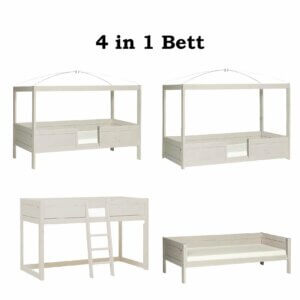 Lifetime 4-in-1 Bett 49611