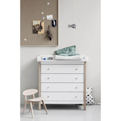 Oliver Furniture Wickelkommode Wood
