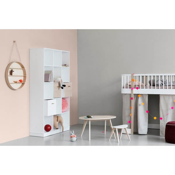 Oliver Furniture Regal 3x5 Wood