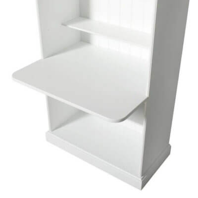 Oliver Furniture Schreibtischplatte zu Standregal gross Seaside
