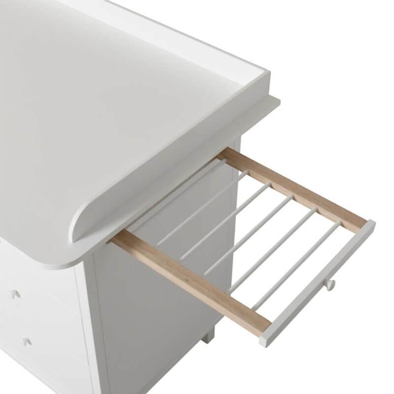 Oliver Furniture Kommode mit 6 Schubladen, Auszug Gitter
