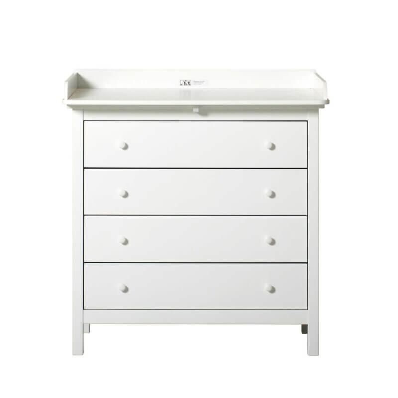 Oliver Furniture Wickelkommode Seaside 4 Schubladen