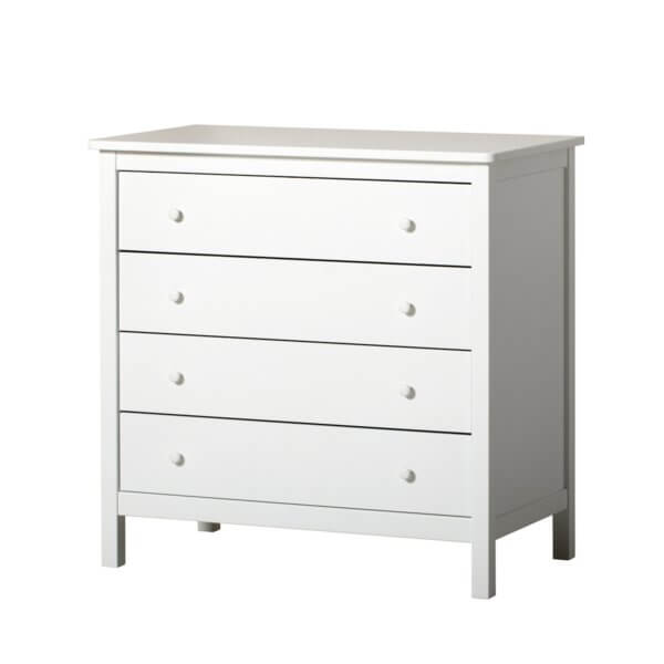 Oliver Furniture Kommode Seaside 4 Schubladen