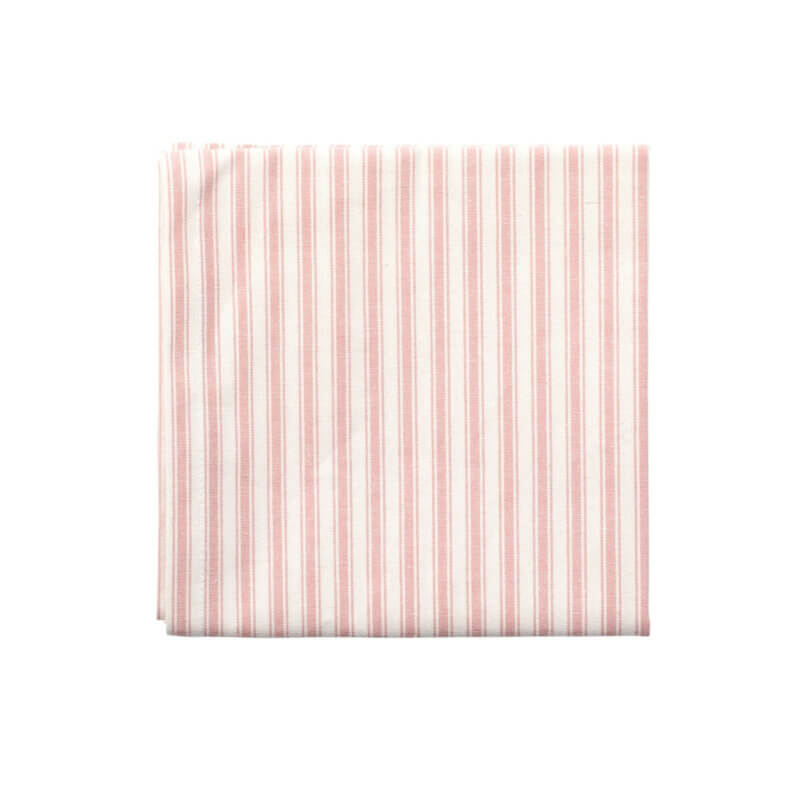 Oliver furniture Stoffdach zu Himmelgestell Lille+ rosa Streifen