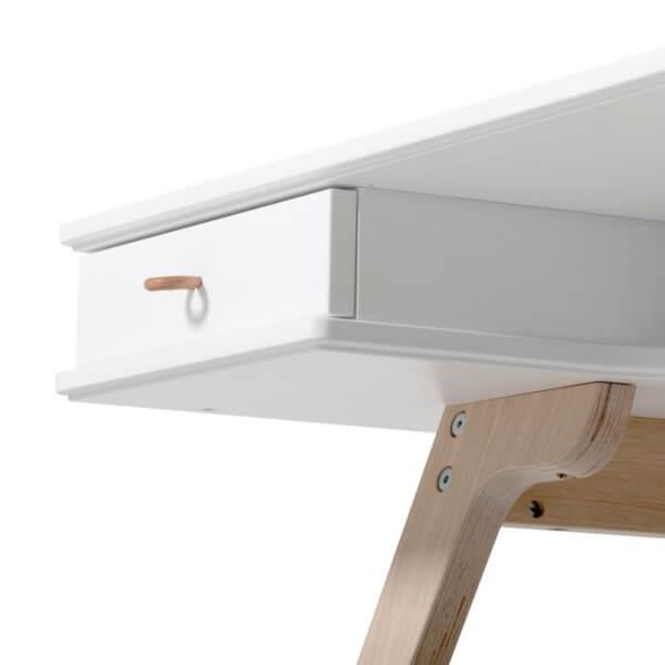 Oliver Furniture Schreibtisch Wood Junior & Armstuhl