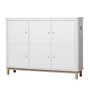 Oliver furniture Musikschrank Wood Eiche