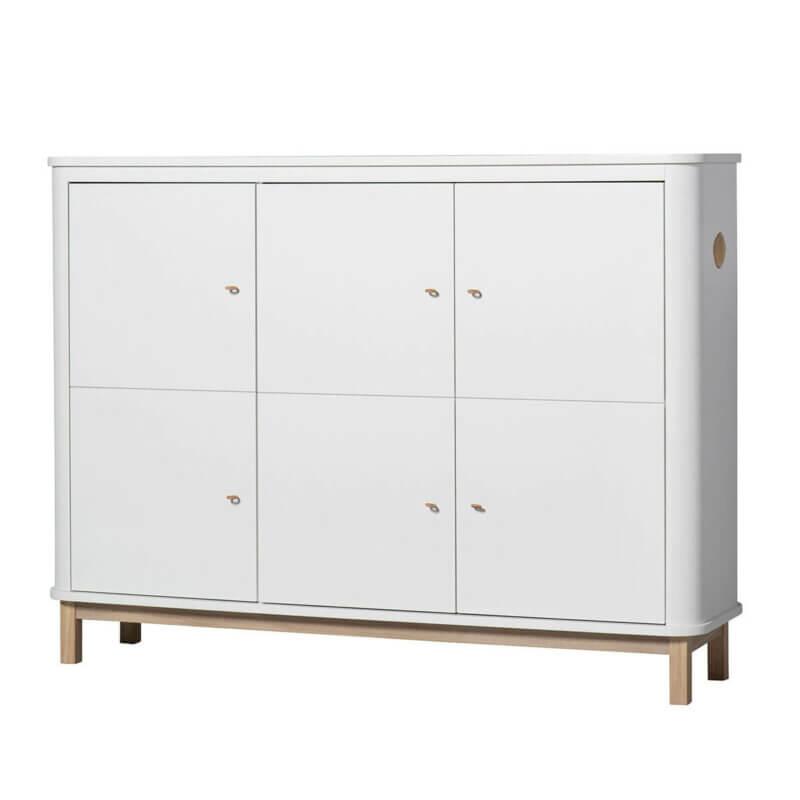 Oliver furniture Musikschrank Wood Eiche
