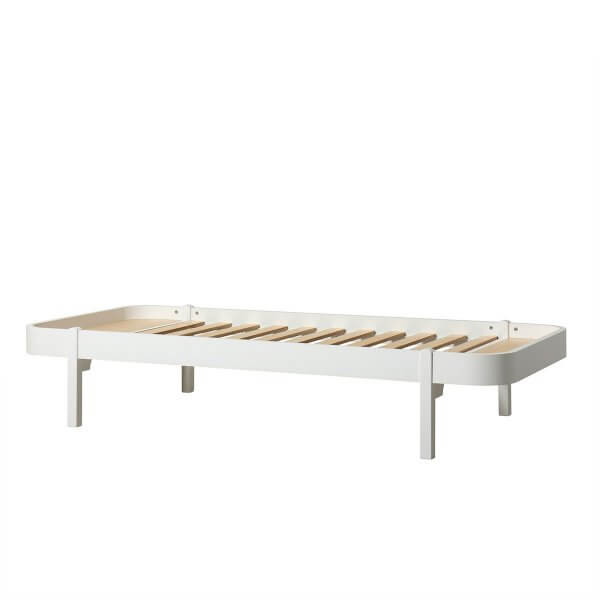 Oliver Furniture Wood Lounger weiss