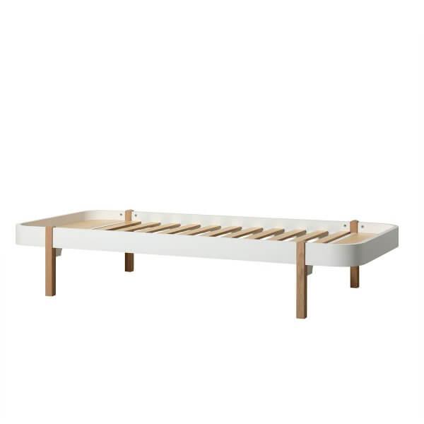Oliver Furniture Wood Lounger Füsse Eiche