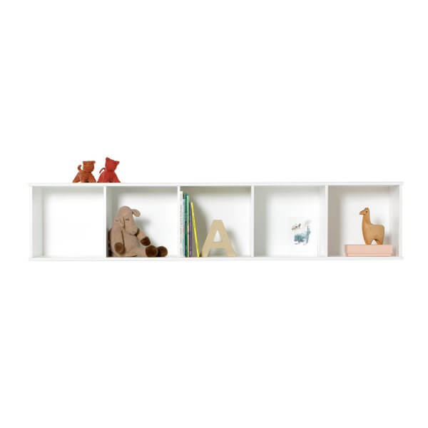 Oliver Furniture Regal 5x1 Wood Wandversion