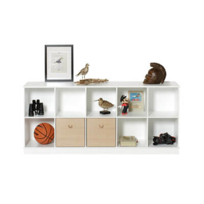 Oliver Furniture Regal 5x2 Wood