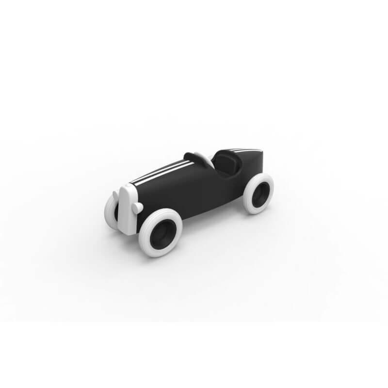 Ooh Noo racing car schwarz