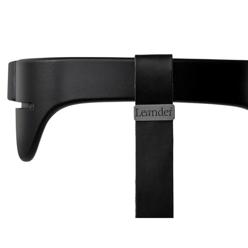 Leander Sicherheitsbügel schwarz