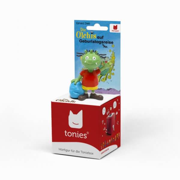 Tonies - Die Olchis, auf Geburtstagsreise Hörspielfigur