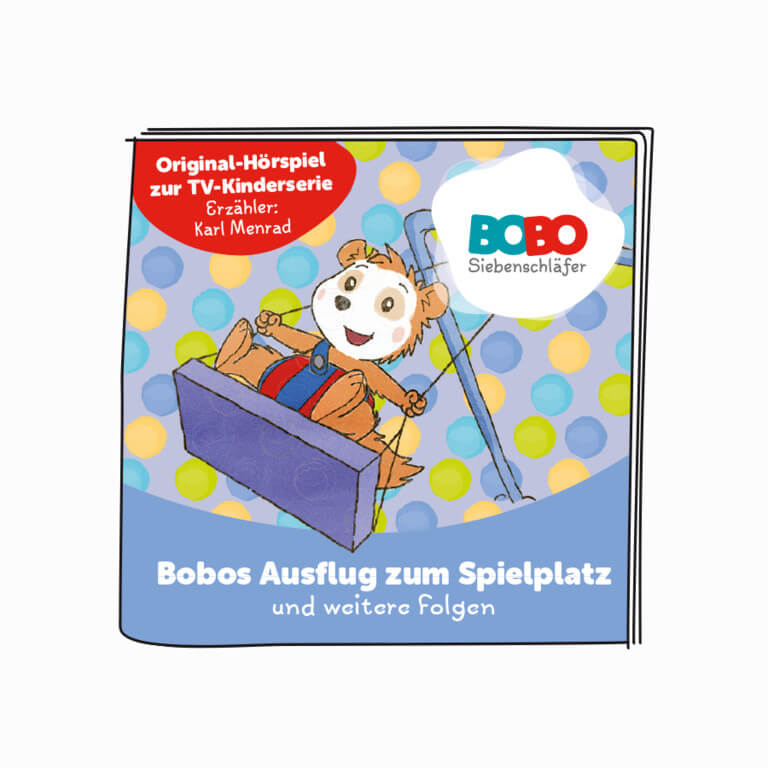Tonies - Bobo Siebenschläfer Hörspielfigur