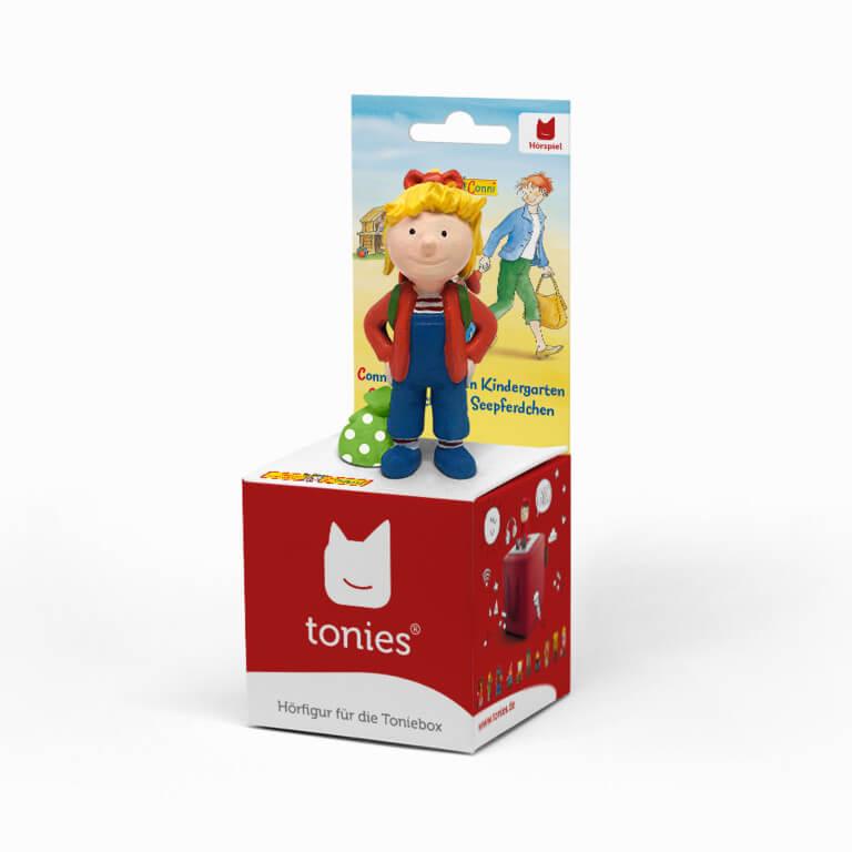 Tonies - Conni, kommt in den Kindergarten / macht das Seepferdchen Hörspielfigur