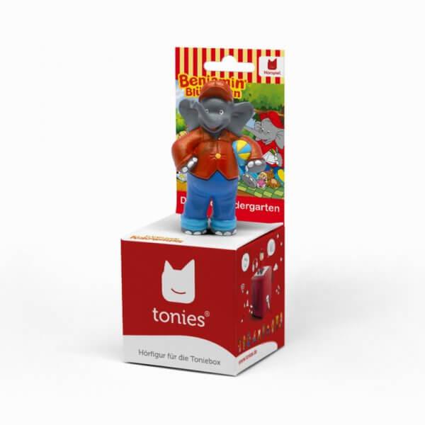 Tonies - Benjamin Blümchen, der Zoo - Kindergarten Hörspielfigur